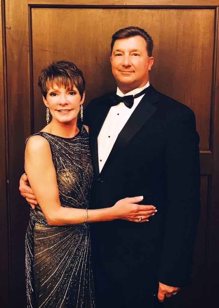 Tim and Barbara Haller