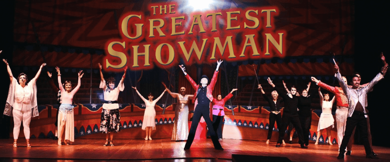 The Greatest Showman Arthur Murray