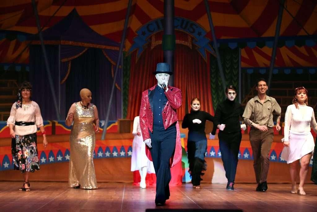 Arthur Murray Dayton 2019 Annual Show